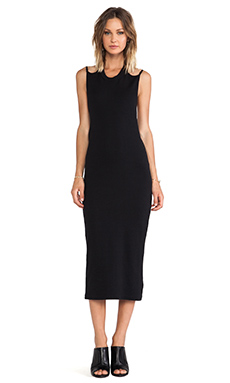 Cheap Monday Back Dress in Black