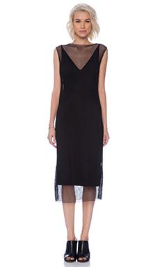 Cheap Monday Doubt Dress in Black