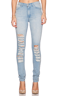 Cheap Monday Second Skin Skinny in Alert