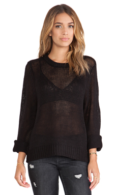 Cheap Monday What Knit Sweater in Black