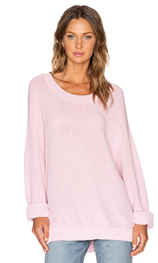 Cheap Monday Candy Knit Sweater in Ice Cream Pink
