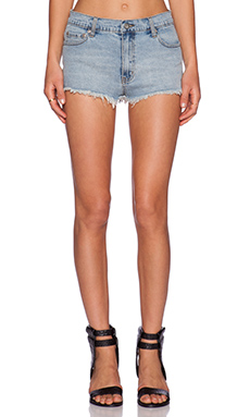 Cheap Monday Ease Short in Sky