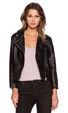 Cheap Monday Wish Jacket in Black