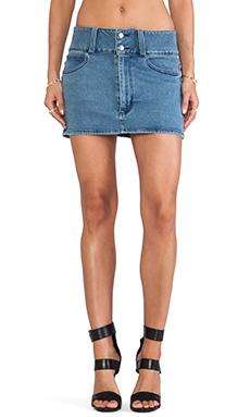Cheap Monday Enormous Skirt in Left Eye Blue
