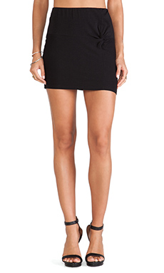 Cheap Monday Complicate Skirt in Black