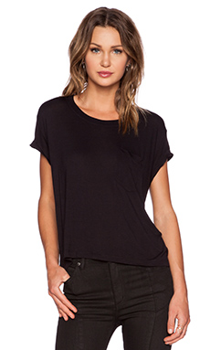 Cheap Monday Halo Tee in Black
