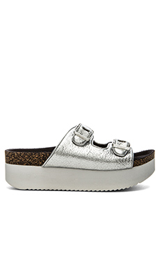 Circus by Sam Edelman Petra Sandal in Silver
