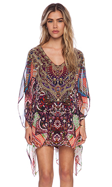 Camilla Mini Caftan in One To Cherish
