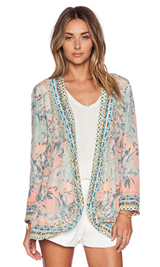 Camilla Jacket in Garden Of Dreams