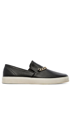 Caminando Chain Slip On Sneaker in Black