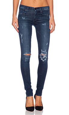 Citizens Of Humanity Avedon Skinny in Distressed Omni