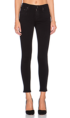 Citizens of Humanity Rocket Petite Skinny in Axel