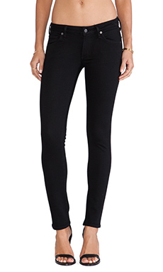 Citizens of Humanity Racer Skinny in Tuxedo