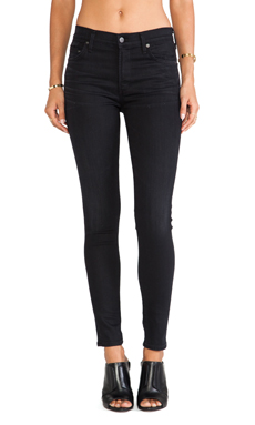 Citizens of Humanity Rocket Skinny in Carbon