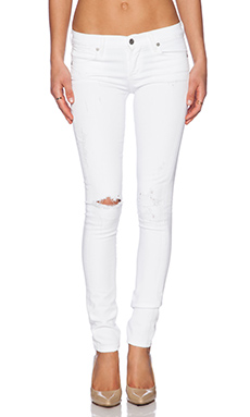Citizens of Humanity Avedon Skinny in Distressed Santorini