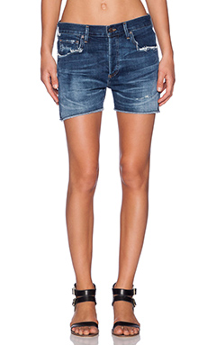 Citizens of Humanity Corey Relaxed Short in Ombre