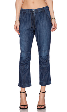 Citizens of Humanity Kai Drawstring Pant in Stereo