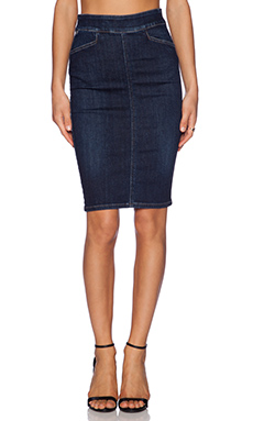 Citizens of Humanity Karmen Pencil Skirt in Icon
