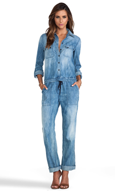Citizens of Humanity Annaika Overall in Oasis