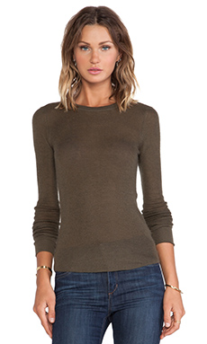 Citizens of Humanity Cashmere Thermal in Olive