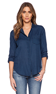 Citizens of Humanity Corinne Shirt in Alibi