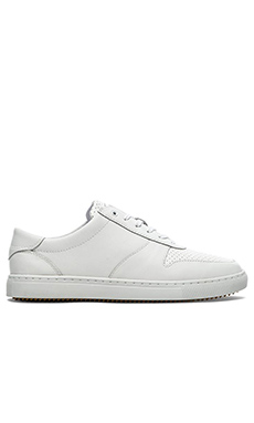 Clae Gregory SP Leather in White