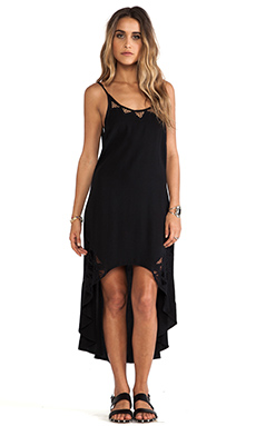 Cleobella Skye Dress in Black