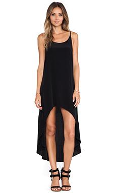 Cleobella Elise High Low Dress in Black