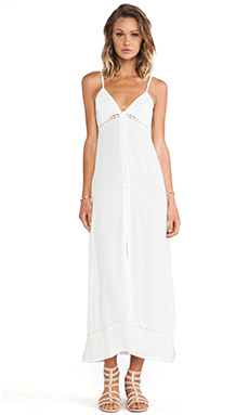 Cleobella Kesh Dress in White
