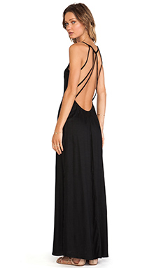 Cleobella Rain Maxi Dress in Black