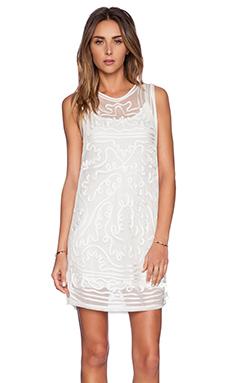 Cleobella Charlotte Dress in White