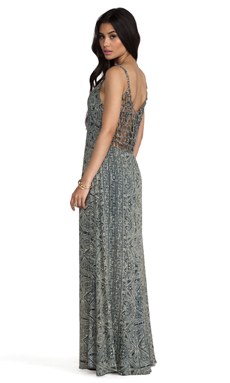 Cleobella Fiona Dress in Washed Batik