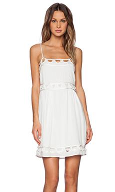 Cleobella Hera Dress in Ivory