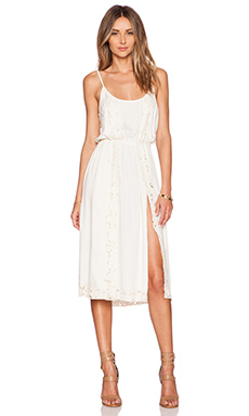 Cleobella Kahlo Dress in Ivory
