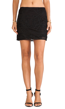 Cleobella Sofia Skirt in Black