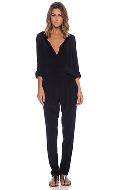 Cleobella Griffin Jumpsuit in Black