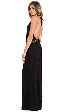 Cleobella Willow Jumpsuit in Black