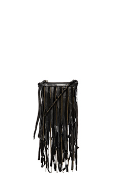 Cleobella Noir Crossbody in Black
