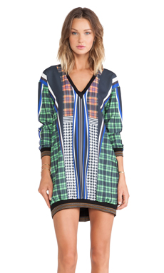 Clover Canyon Dublin Dress in Multi