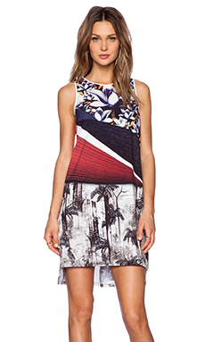 Clover Canyon Forbidden Forest Dress in Multi