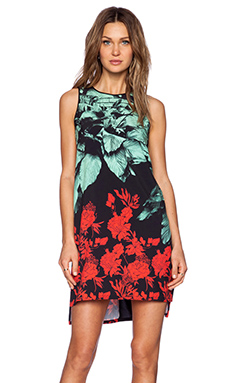 Clover Canyon Hidden Jungle Dress in Multi
