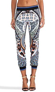 Clover Canyon Cuban Tile Pants in Multi