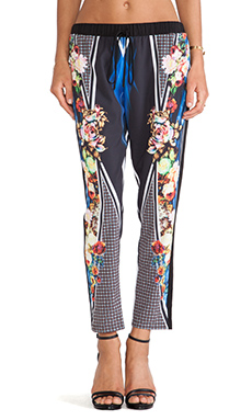 Clover Canyon Winter Solstice Pant in Multi
