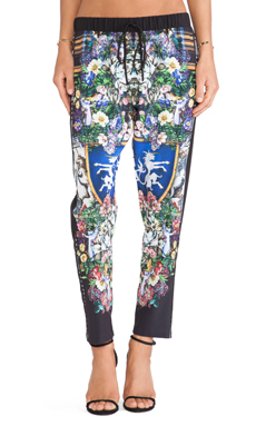 Clover Canyon Chieftains Pant in Multi