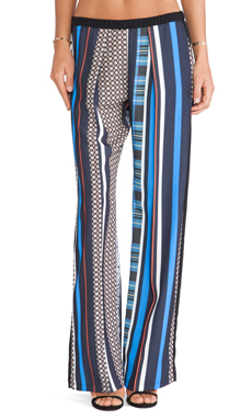 Clover Canyon Library Stripe Pant in Multi