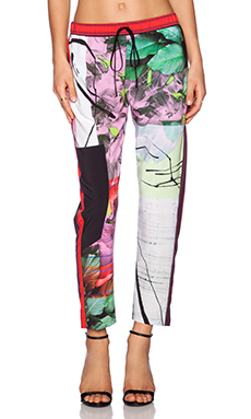 Clover Canyon Painted Garden Pant in Multi