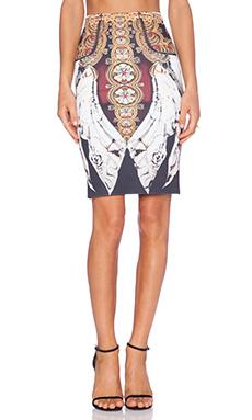 Clover Canyon Matador de Toros Skirt in Multi