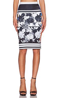 Clover Canyon Burmese Dream Skirt in Multi