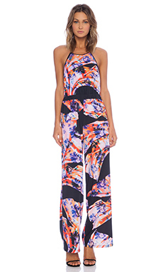 Clover Canyon Spanish Shawl Jumpsuit in Multi