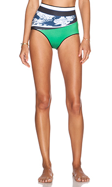 Clover Canyon Rhythm Bikini Bottom in Multi